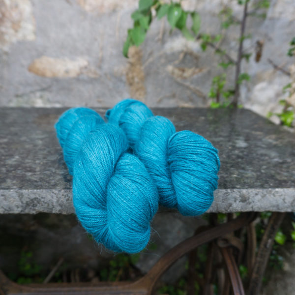 Baby Alpaca Silk 4 Ply Yarn