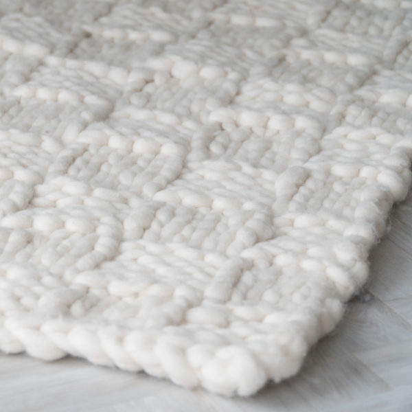 Extreme Knit Super Chunky Rug