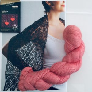 Lace Scarf Knitting Kit