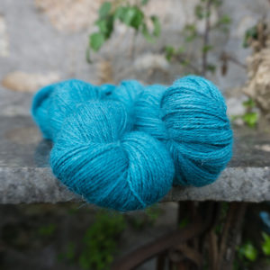alpaca 4ply yarn superfine turquoise