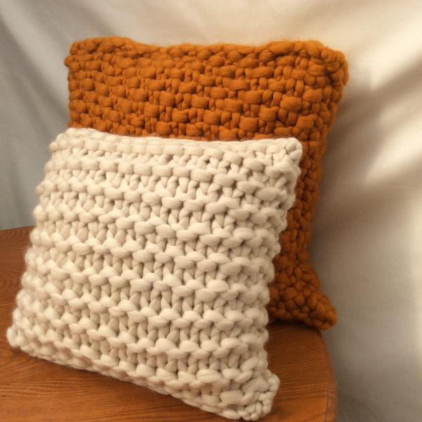 Super Chunky Cushions Pillow Extra Large